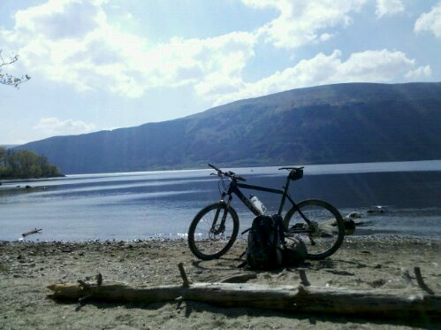 Loch Lomond Mountainbike