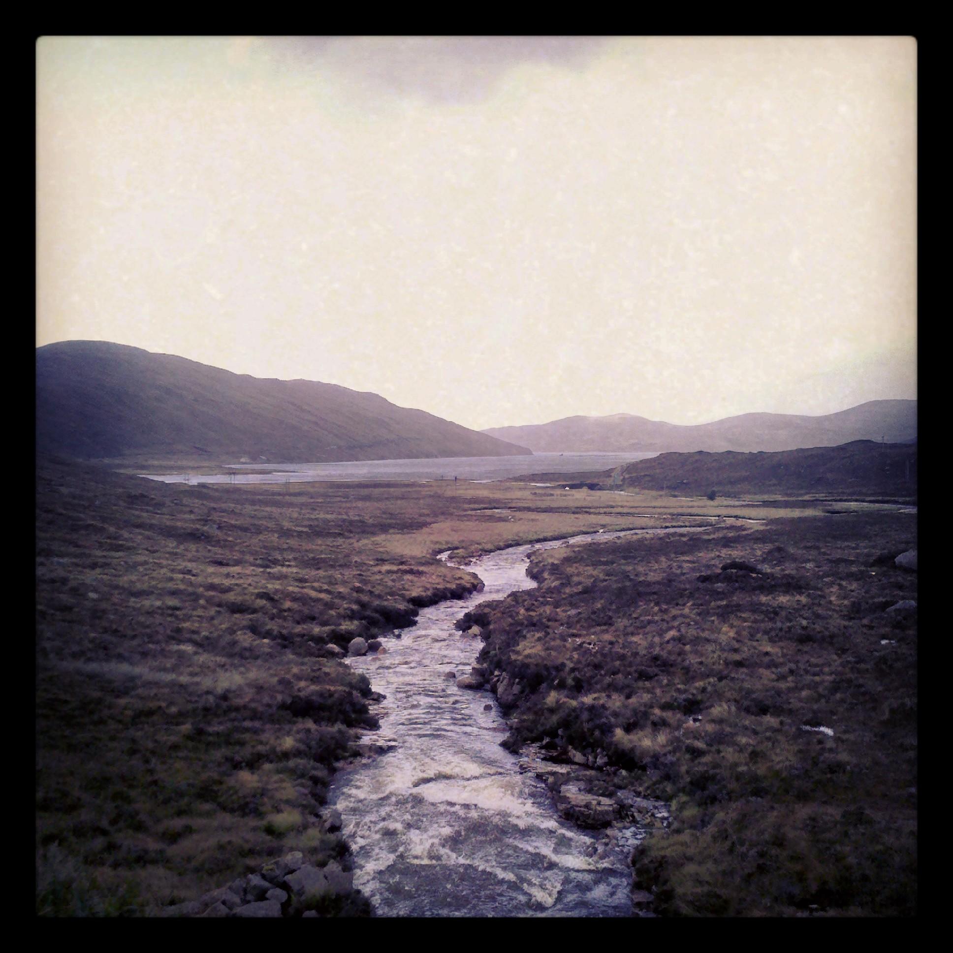 Auf der Isle of Skye