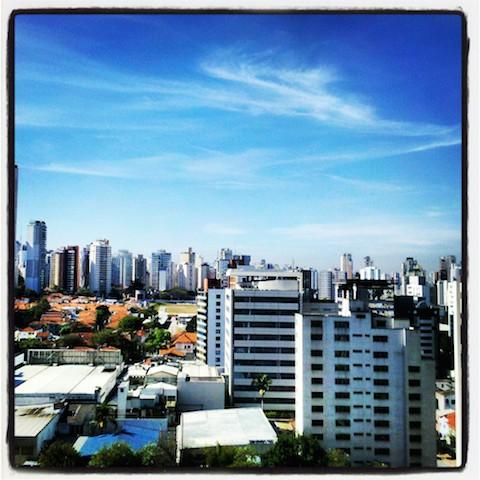 Sao Paulo skies