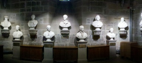 Wallace Monument Hall of Heroes