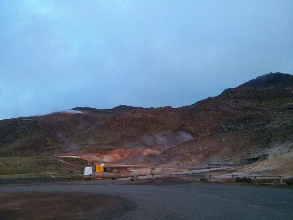 Krýsuvík - Island