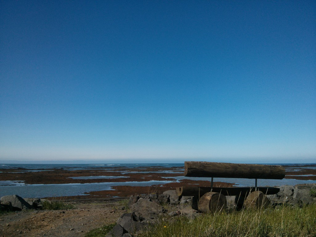 Einsambank - Island