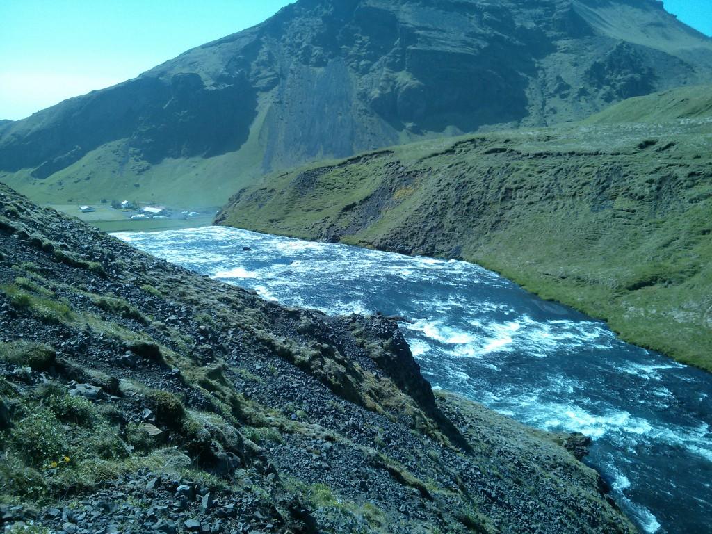 Skógafoss - Island
