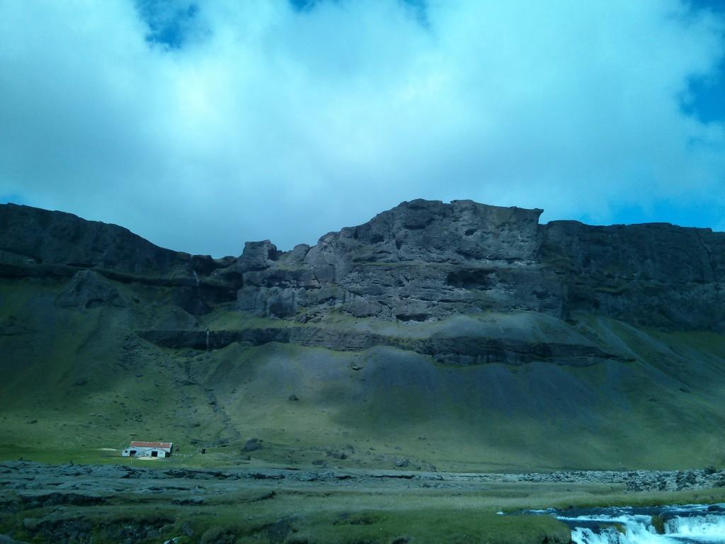 Skaftafell Bergmassiv