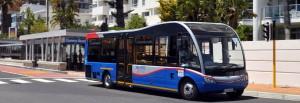 Der MyCiti Bus in Kapstadt