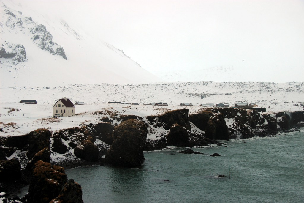 Basaltküste auf Snæfellsnes