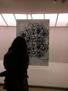 Kunst im Guggenheim Museum